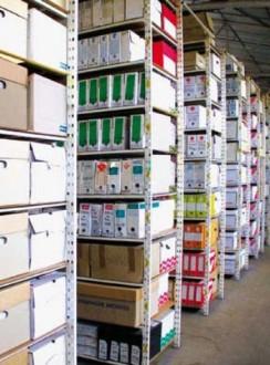Rayonnage léger d'archives ou d'atelier - Devis sur Techni-Contact.com - 2
