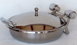 Chafing dish à induction 5,8 L - Devis sur Techni-Contact.com - 1