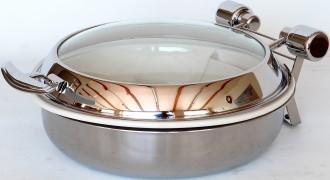 Chafing dish à induction 5,8 L - Devis sur Techni-Contact.com - 2