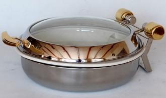 Chafing dish à induction 5,8 L - Devis sur Techni-Contact.com - 4