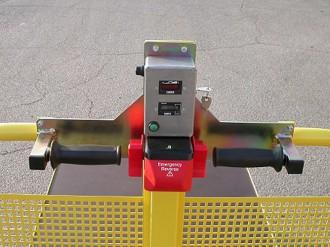 Chariot à plateau motorisation électrique - Devis sur Techni-Contact.com - 2