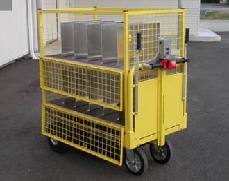 Chariot à plateau motorisation électrique - Devis sur Techni-Contact.com - 3