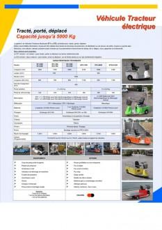 Véhicules électrique pour containers - Devis sur Techni-Contact.com - 2