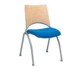 Siège de réunion assise en tissu - Devis sur Techni-Contact.com - 1