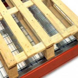 Plancher rayonnage picking - Devis sur Techni-Contact.com - 1