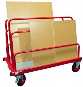 Chariot transport panneaux - Devis sur Techni-Contact.com - 2