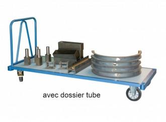 Chariot industriel pour charges lourdes - Devis sur Techni-Contact.com - 2