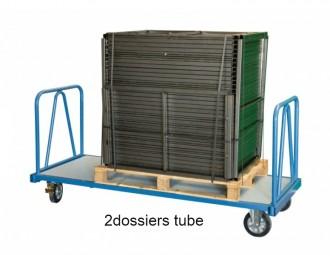 Chariot industriel pour charges lourdes - Devis sur Techni-Contact.com - 3
