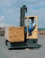 Chariot latéral multidirectionnel pour intérieur et extérieur - Devis sur Techni-Contact.com - 1