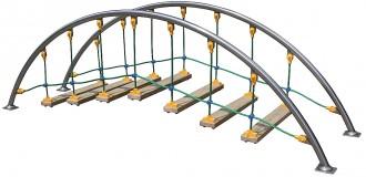 Pont oscillant araignée - Devis sur Techni-Contact.com - 1