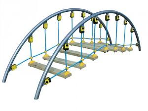 Pont oscillant araignée - Devis sur Techni-Contact.com - 2