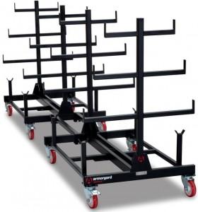 Rack Mobile PipeRack - Devis sur Techni-Contact.com - 4