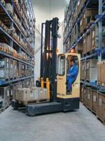 Chariot latéral électrique 1500 Kg - Devis sur Techni-Contact.com - 1