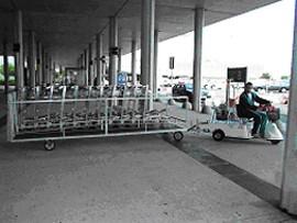 Véhicule électrique pour chariot - Devis sur Techni-Contact.com - 1