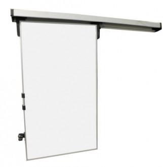 Porte coulissante isotherme isolé - Devis sur Techni-Contact.com - 1