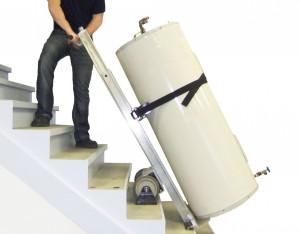 Diable électrique monte-escalier pour chaudière - Devis sur Techni-Contact.com - 2