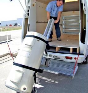 Diable électrique monte-escalier pour chaudière - Devis sur Techni-Contact.com - 3