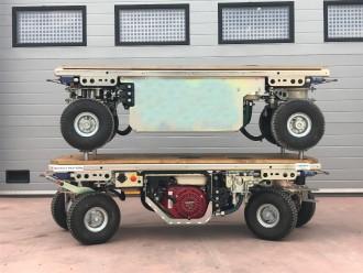 Chariot transporteur motorisé 1600 kg - Devis sur Techni-Contact.com - 2
