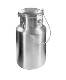 Pot à lait en aluminium - Devis sur Techni-Contact.com - 1
