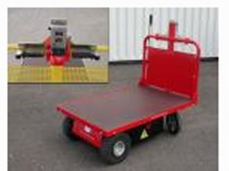 Chariot de manutention motorisé - Devis sur Techni-Contact.com - 1