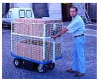 Chariot de manutention motorisé - Devis sur Techni-Contact.com - 3