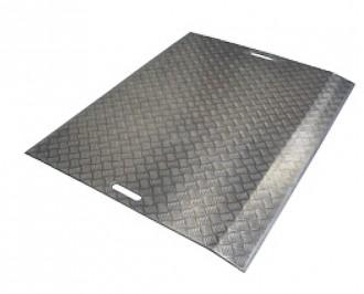 Pont de chargement en tôle d'aluminium - Devis sur Techni-Contact.com - 1