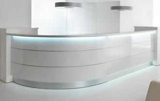 Comptoir d'accueil lumineuse - Devis sur Techni-Contact.com - 2