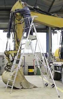 Plate forme roulante repliable - Devis sur Techni-Contact.com - 2