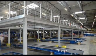 Plate-forme mezzanine de stockage - Devis sur Techni-Contact.com - 1