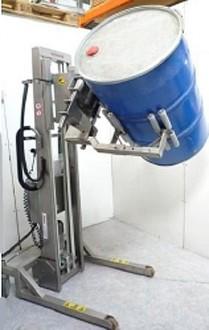 Chariot manipulateur électrique 300 Kg - Devis sur Techni-Contact.com - 4
