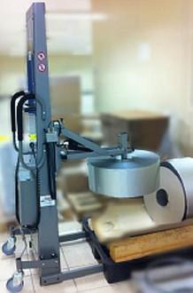 Chariot manipulateur électrique 300 Kg - Devis sur Techni-Contact.com - 5