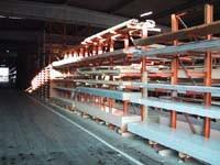Rayonnage metallique Cantilever batiment - Devis sur Techni-Contact.com - 1