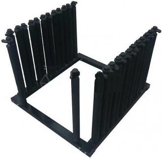Rack pare-brises 6 compartiments - Devis sur Techni-Contact.com - 1