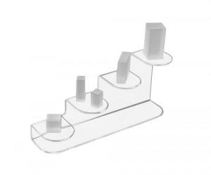 Escalier décoratif plexi - Devis sur Techni-Contact.com - 1