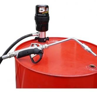 Pompe pneumatique pour huile moteur - Devis sur Techni-Contact.com - 1
