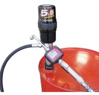 Pompe pneumatique pour huile moteur - Devis sur Techni-Contact.com - 2