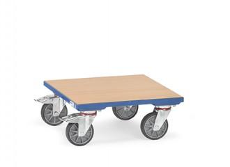 Plateau roulant charge lourde - Devis sur Techni-Contact.com - 1