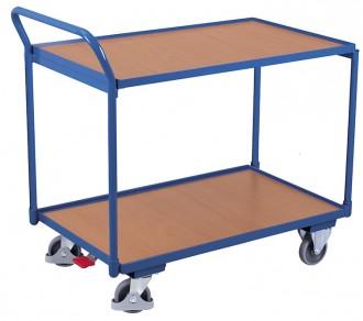 Chariot d'atelier avec plateaux - Devis sur Techni-Contact.com - 1