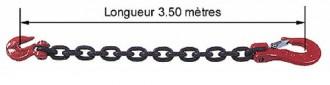 Chaine d'arrimage porte engin - Devis sur Techni-Contact.com - 2