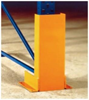 Protection de montant rayonnage 400 mm - Devis sur Techni-Contact.com - 1