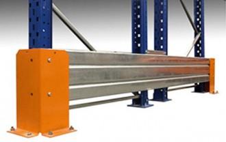 Protection de montant rayonnage 400 mm - Devis sur Techni-Contact.com - 2