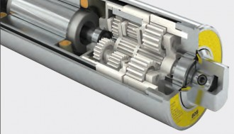 Tambour moteur à courant monophasé - Devis sur Techni-Contact.com - 2