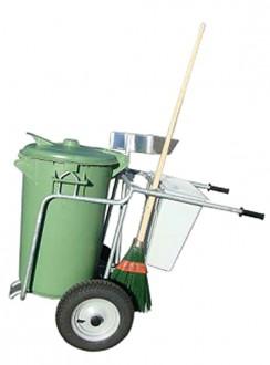 Chariot de propreté voirie - Devis sur Techni-Contact.com - 2
