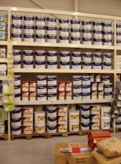 Rayonnage semi lourd peinture - Devis sur Techni-Contact.com - 2