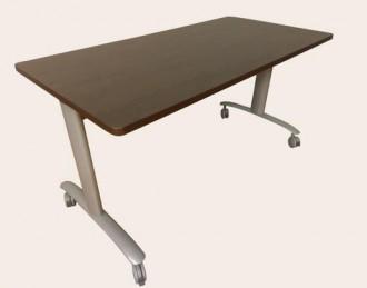 Table rectangulaire à roulettes d'occasion - Devis sur Techni-Contact.com - 1