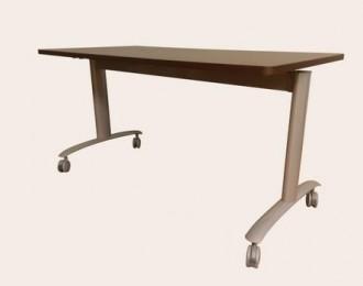 Table rectangulaire à roulettes d'occasion - Devis sur Techni-Contact.com - 4