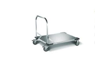 Chariot de cuisine à plate-forme en inox - Devis sur Techni-Contact.com - 1