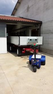 Tracteur pousseur grande charge - Devis sur Techni-Contact.com - 2