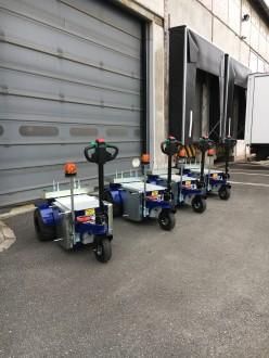 Tracteur pousseur grande charge - Devis sur Techni-Contact.com - 3