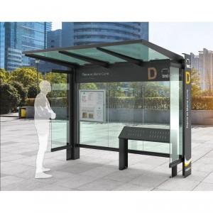 Abri arrêt de bus  - Devis sur Techni-Contact.com - 5